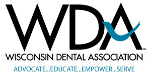 Wisconsin Dental Association logo
